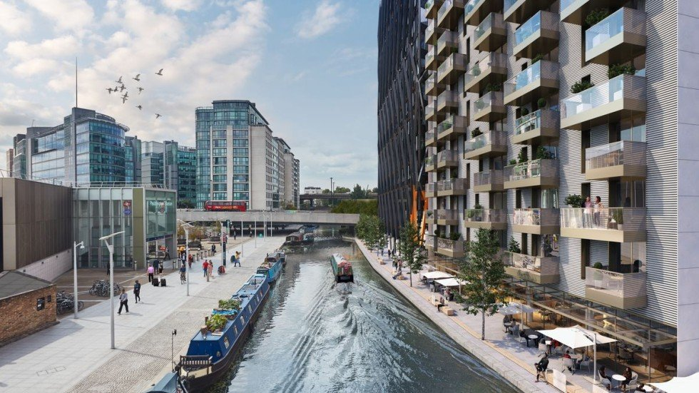No.3 Canalside Walk: a waterfront enclave in prime Central ...
