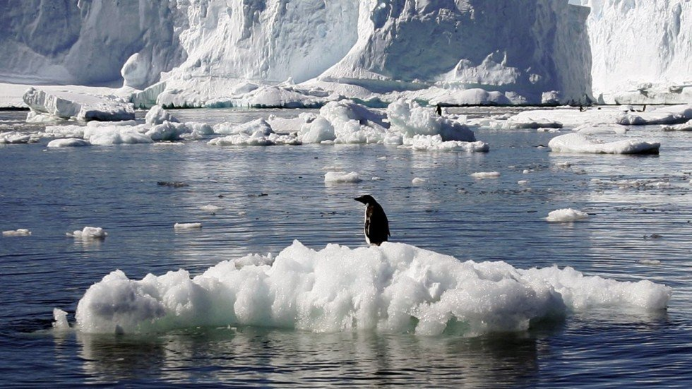 "climate changing in antartica Breeding habitats driven by the changing climate a positive effect of the ozone hole the antarctic ""ozone hole"" – a human-caused environmental impact."