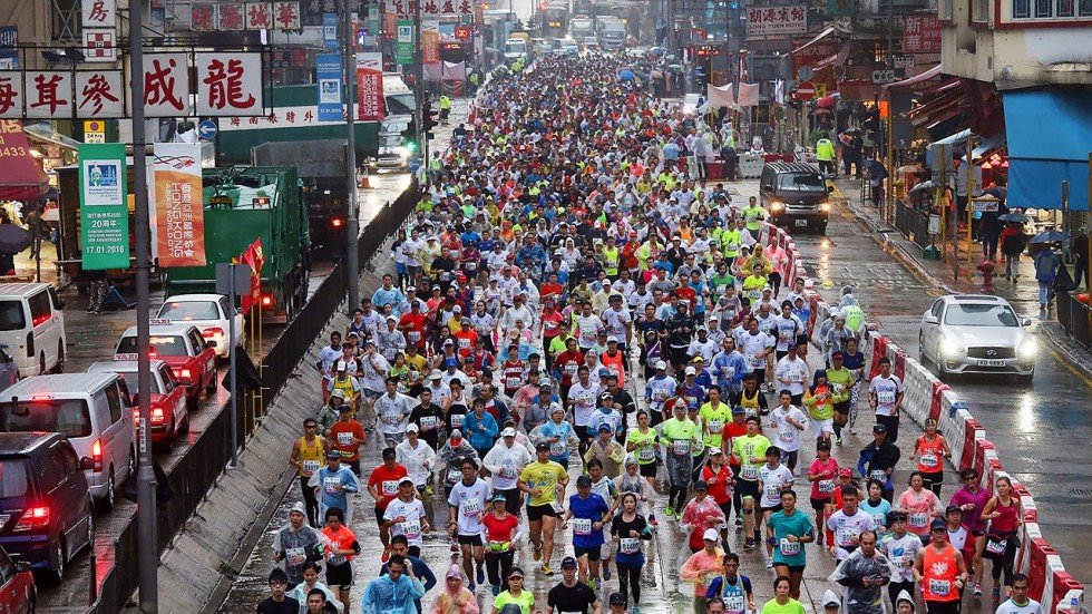 what to wear for hong kong marathon