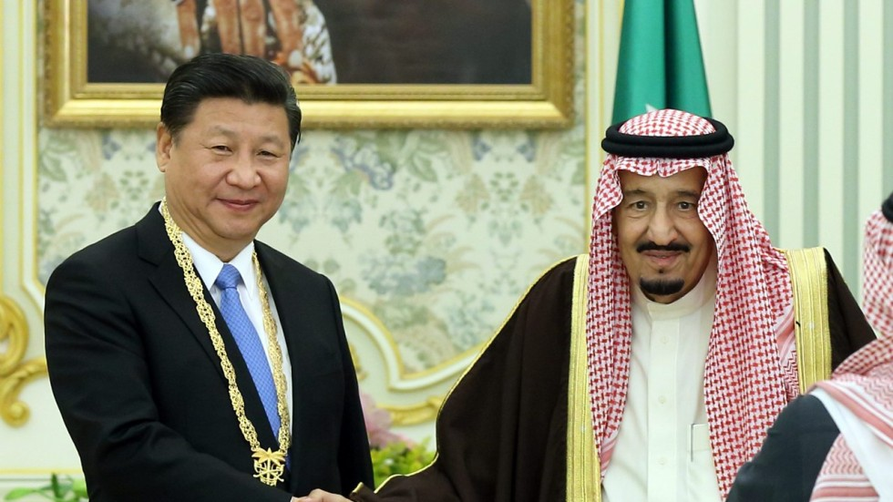 saudi arabia and pakistan relationship with china
