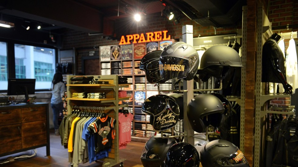 Room To Roam In Harley Davidson S New Hong Kong Showroom