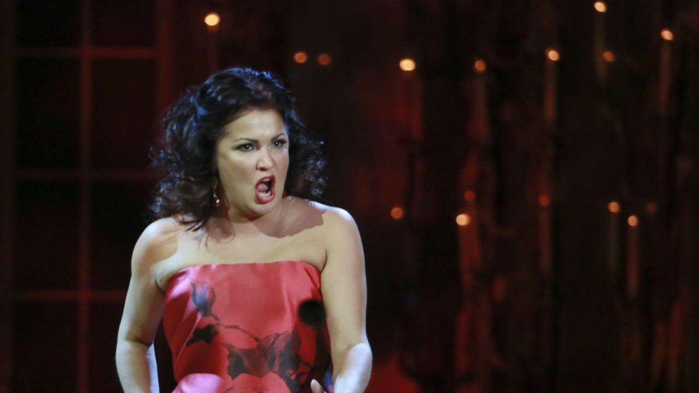 Review soprano anna netrebko at height of her powers in hong kong debut south china morning post - Anna netrebko casta diva ...