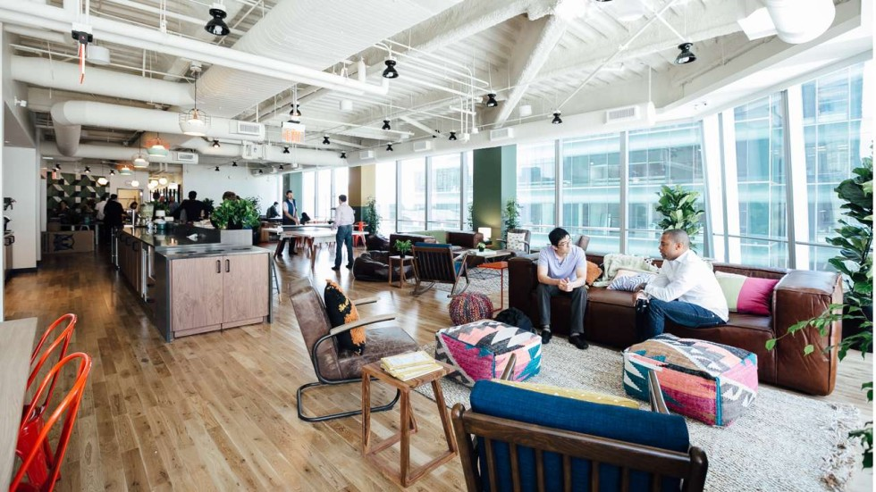 Wework To Set Up Co Working Spaces In Shanghai Hong Kong
