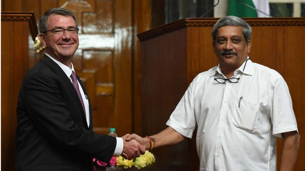 India Us Reach Preliminary Agreement On Sharing Military Logistics