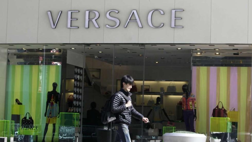 Versace Bucks Hong Kongs Retail Slump To Open Its Asia Flagship