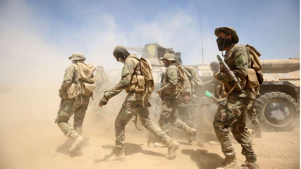 lessons learned in fallujah Iraq's flawed liberation of fallujah a decade ago  here are three lessons i learned in ramadi that should inform the fight against the islamic state today:.