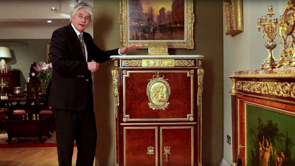 Mischa Moselle - Advice For Chinese Antique Buyers From Man Who Wrote 'the Bible' On