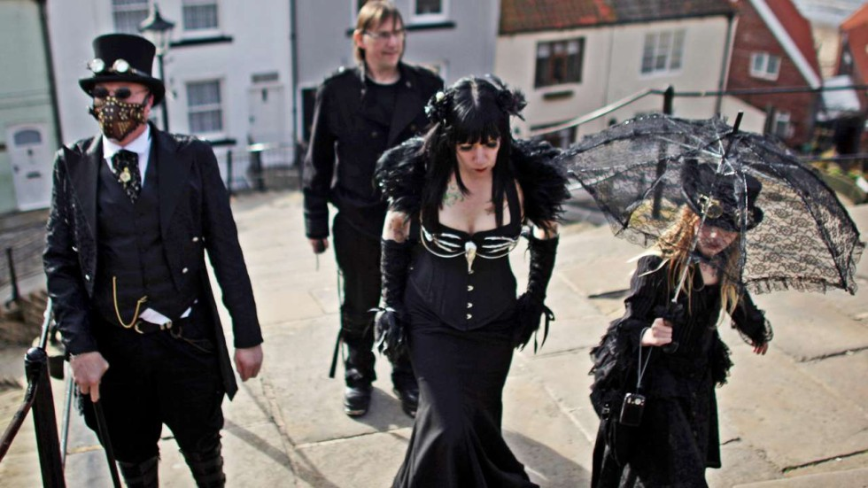 Goths At 40 The Enduring Appeal Of Bleakness And Black Lipstick