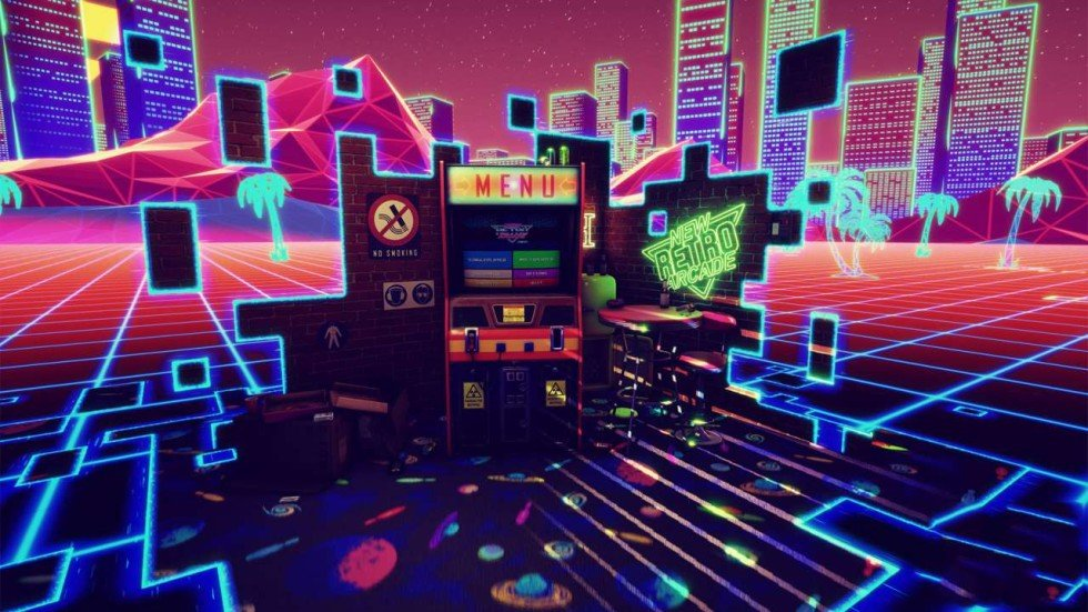 Game Review New Retro Arcade Neon Relive The Good Old
