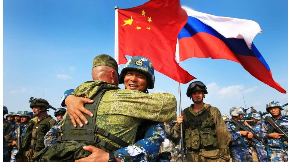 Mongolian Army Parade Beijing's latest joi...