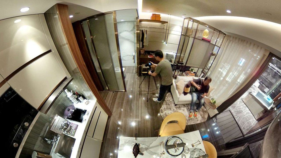 Latest Tiny Flat Project In Ho Man Tin Offers 181 Sq Ft