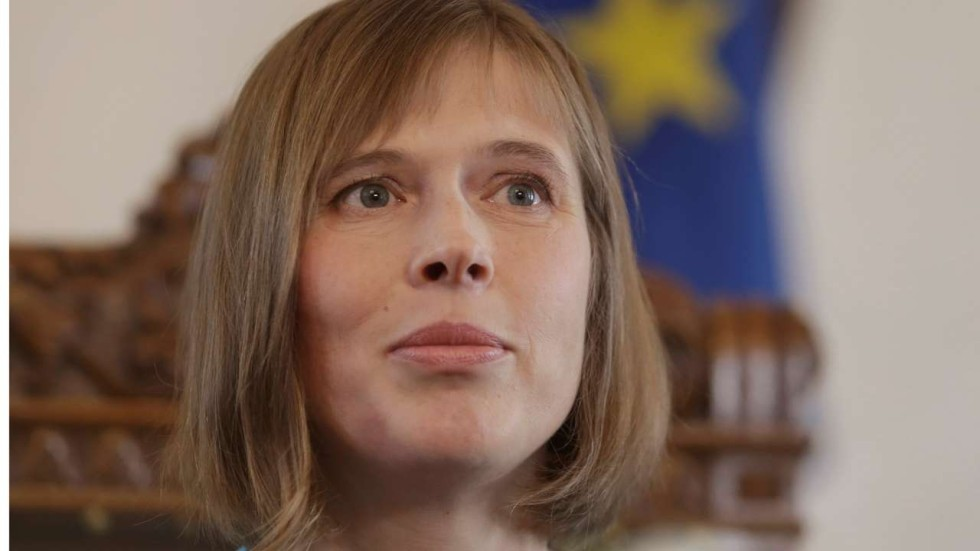 Breaking Stalemate >> Estonia elects EU accountant Kersti Kaljulaid as first woman president | South China Morning Post