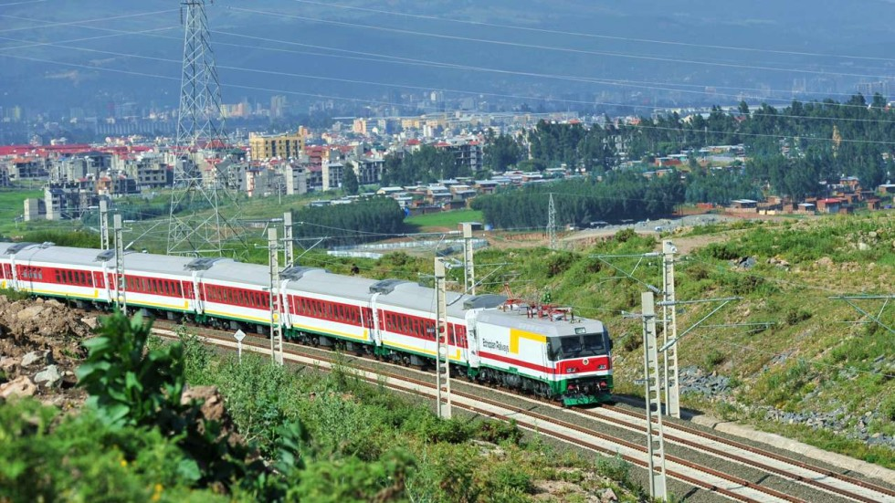 Image result for ethiopian railway corporation