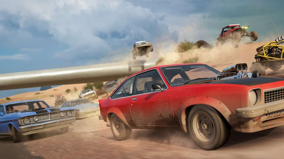 Game Review Forza Horizon Classic Car Racing Action Heads To