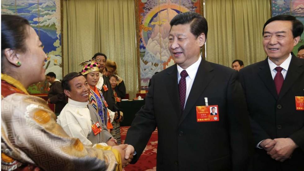 Xi Jinping ve Chen Cheng Resimleri ile ilgili görsel sonucu