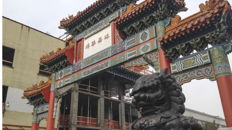chinatown for history forktown for food portland oregon is full