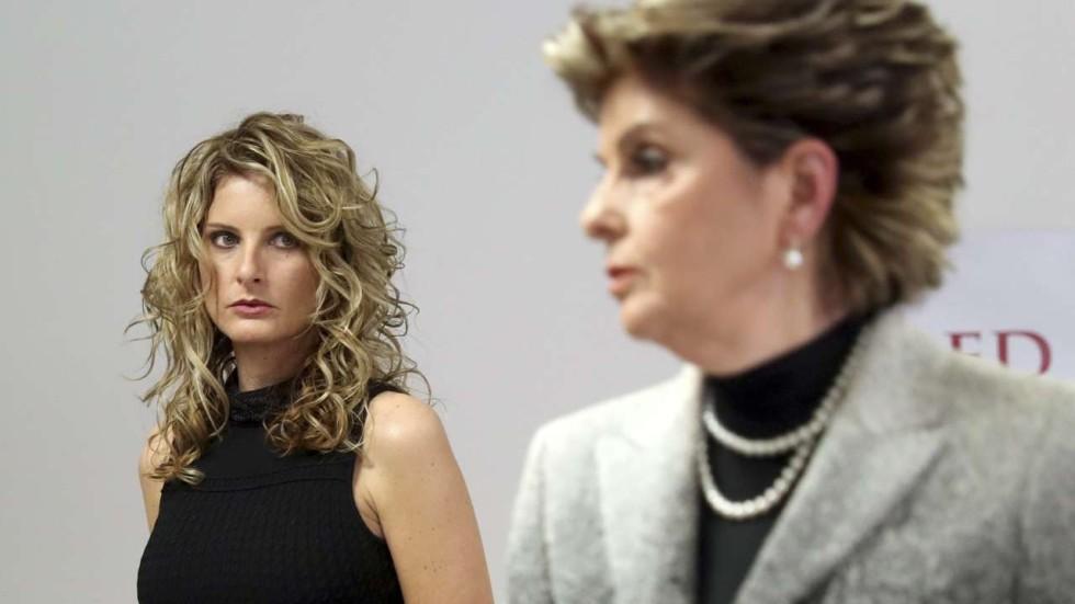 u2018apprentice u2019 contestant summer zervos describes alleged groping by trump in defamation suit
