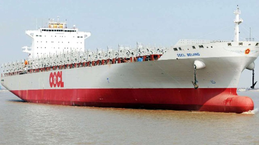 OOCL Introduces New Asia–East Africa Direct Services