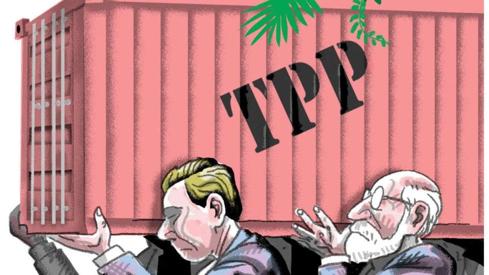 Trump Trade Strategy Starts With Quitting Tpp And A Warning To