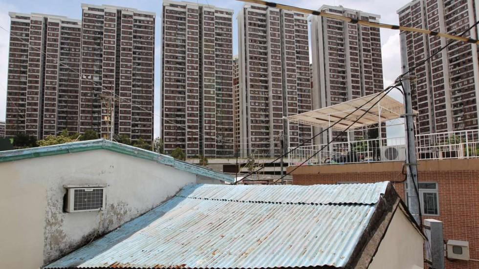 Chi Fu Fa Yuen Properties On Hong Kong Island Thrive On Good Feng