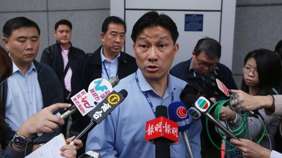 Hong Kong activist ready to go to jail after dropping