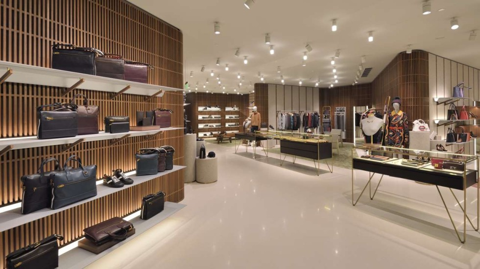 New concept stores in Asia showcase Bally\'s creative direction ...