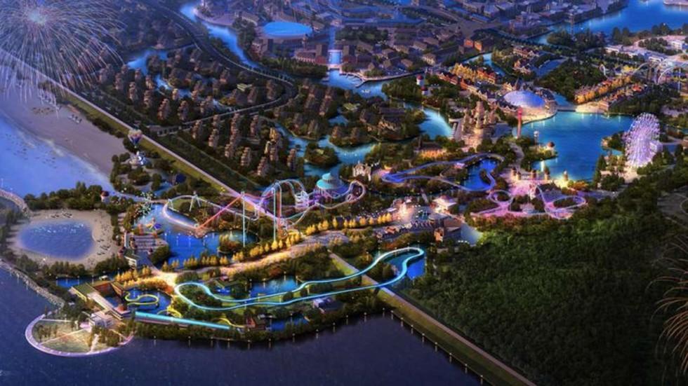 Saudi Arabia To Build Multimillion Dollar Entertainment