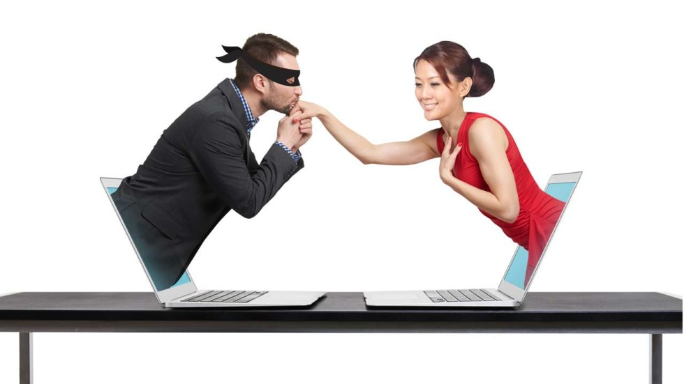 Online dating marriage scams