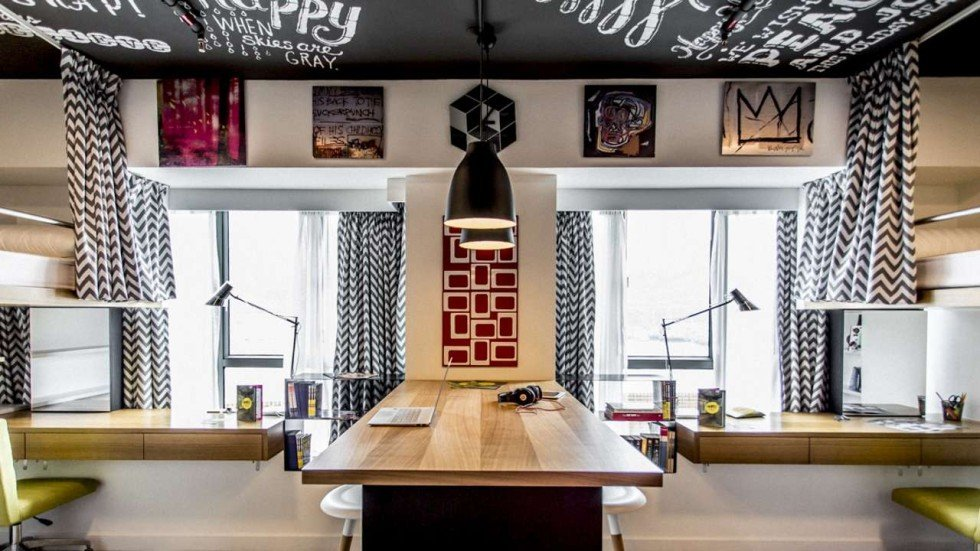 Coliving Spaces Make Renting Affordable For International Students Awesome 3 Bedroom Serviced Apartment Hong Kong Concept