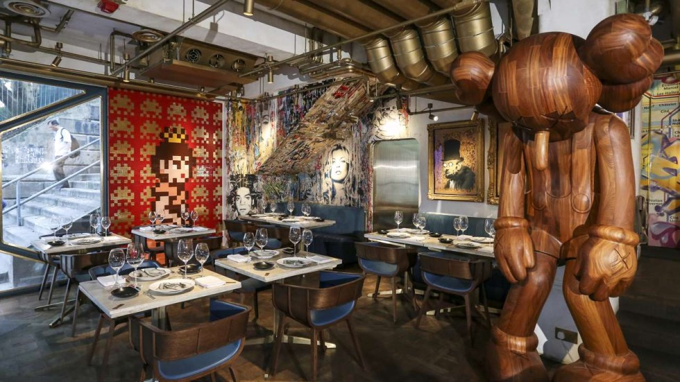 Favourite restaurants of hong kong furniture designer