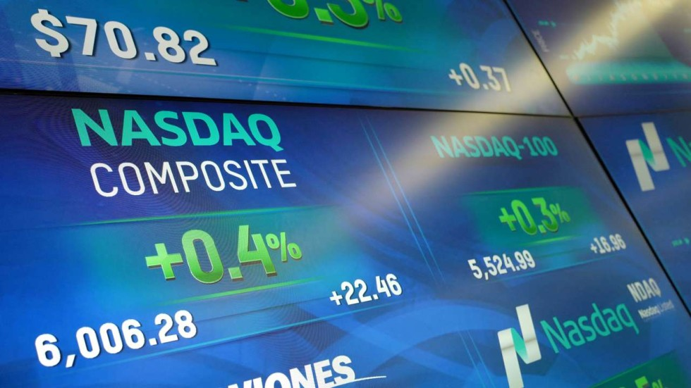 Nasdaq Ends At Record Over 6000 17 Years After Breaking 5000 In