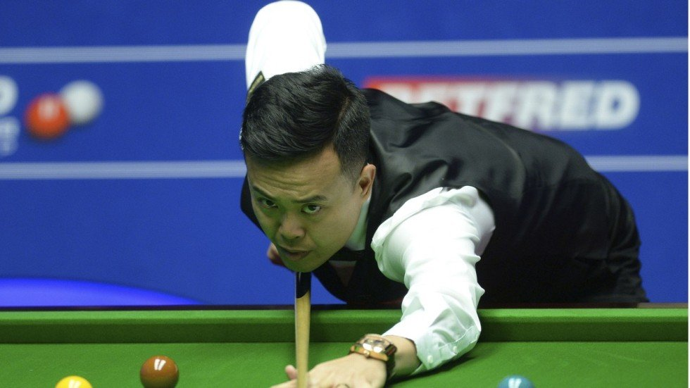 New heights as Hong Kong snooker star Marco Fu delights at his ...