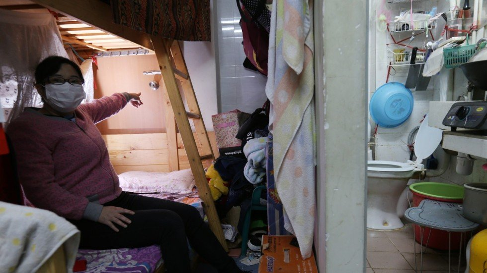 No Way Out How Hong Kong S Subdivided Flats Are Leaving