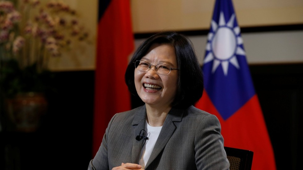 Image result for tsai ing wen