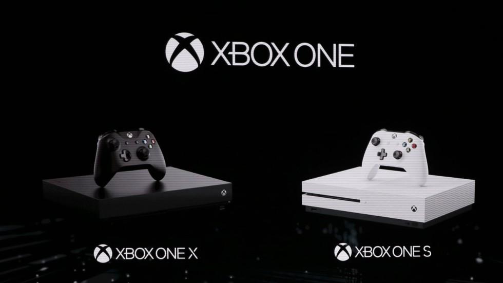نتیجه تصویری برای Xbox One X