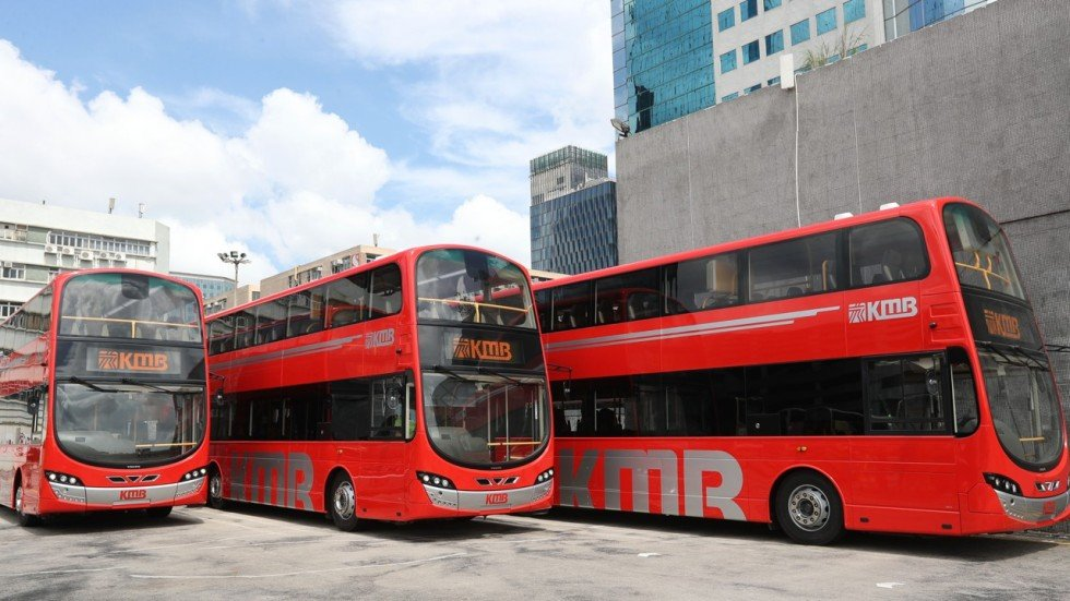 Kmb S New Red And Silver Buses To Greet Hongkongers By End