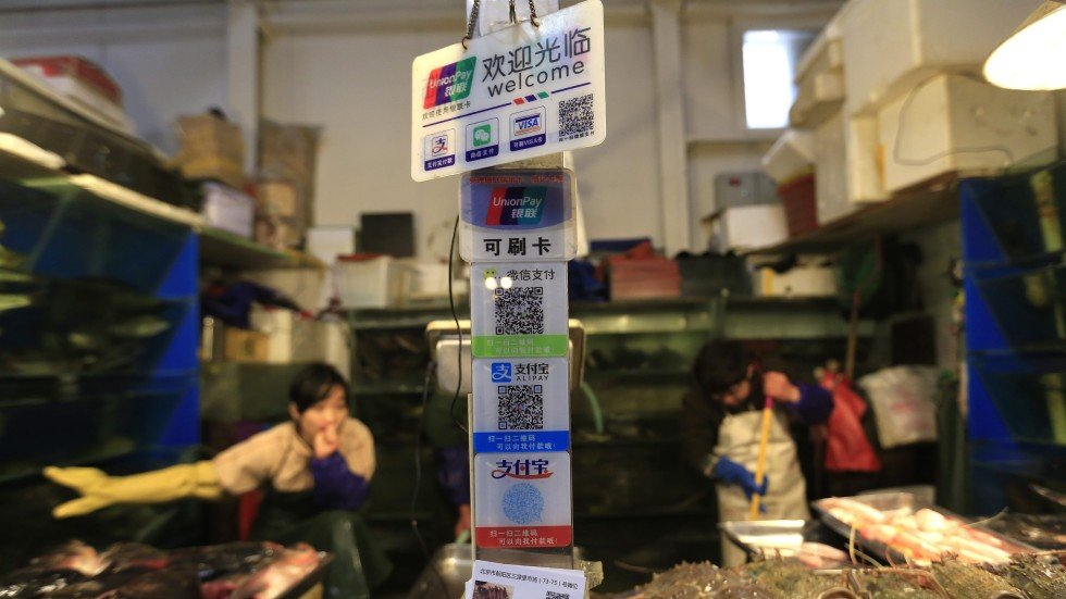 The rise of the QR code and how it has forever changed China's social habits的圖片搜尋結果