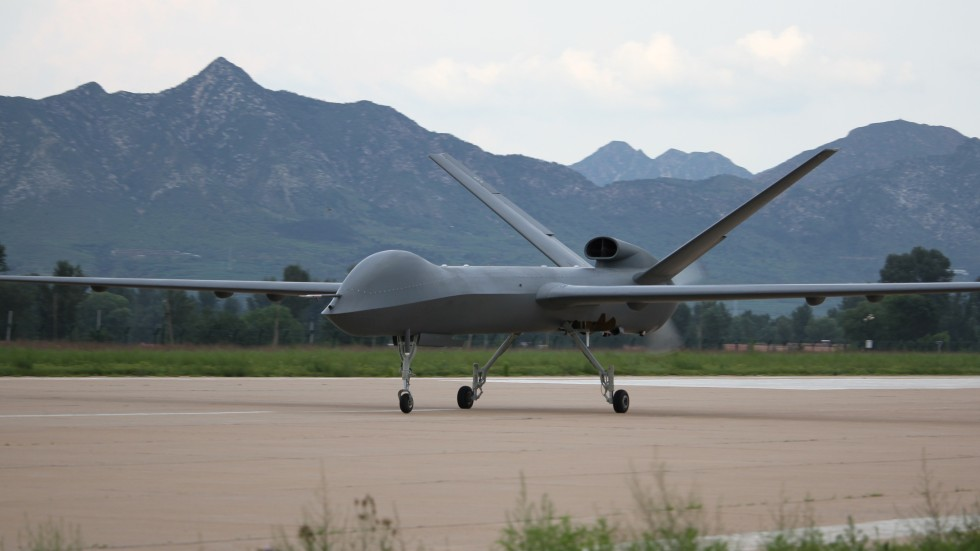 China Unveils Its Answer To US Reaper Drone