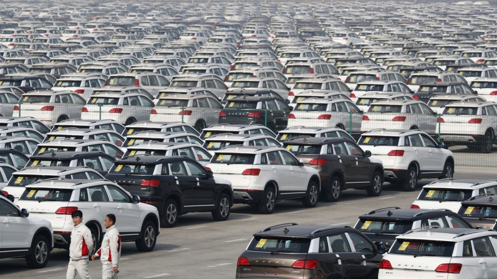 China Sport Utility Vehicle Maker Great Wall Motor Cancels Fund