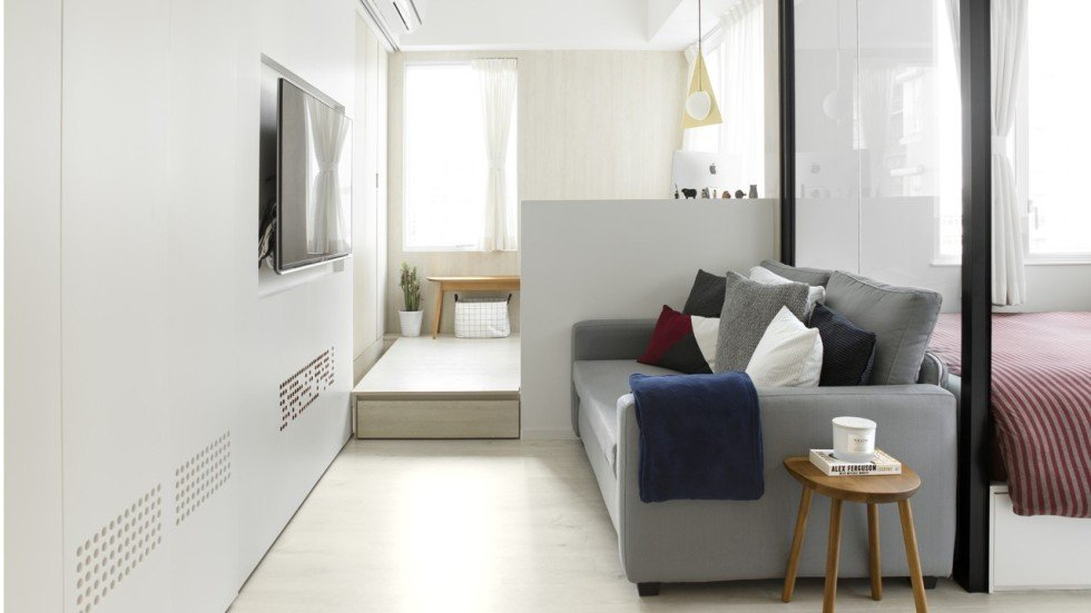 8 hong kong nano flats that prove small can still be for Home design ideas hong kong