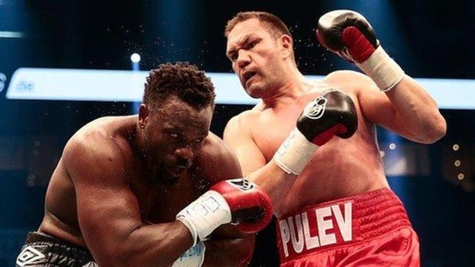 He has no chance against me says bulgarian challenger kubrat pulev reuters malvernweather Gallery