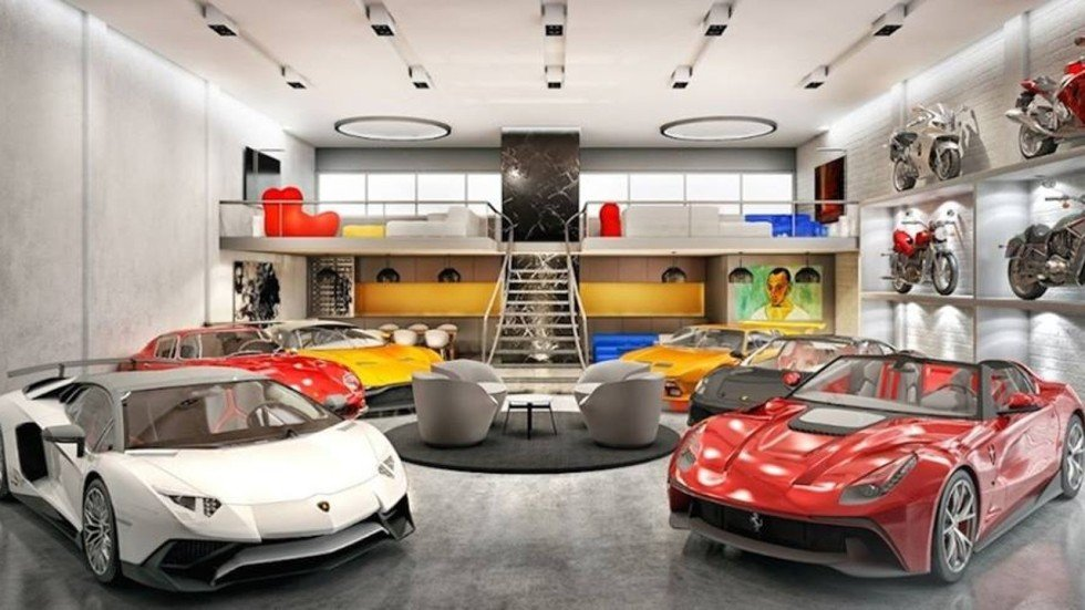 Luxury Condos For Supercars In Supposedly Impoverished