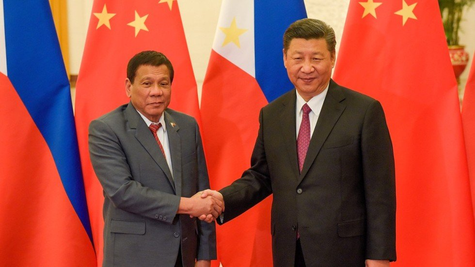 Philippines can't afford war with China