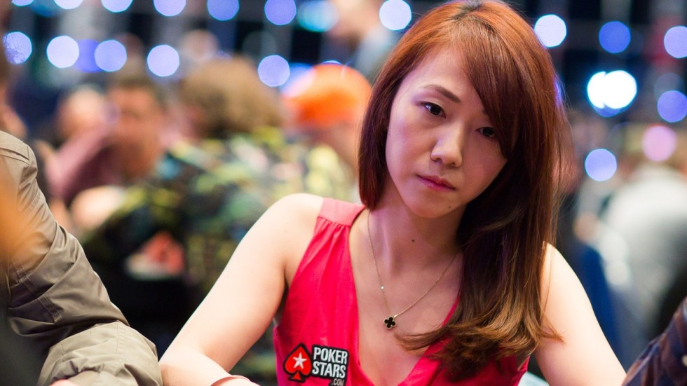 Chinese poker queen Celina Lin overcomes cultural barriers