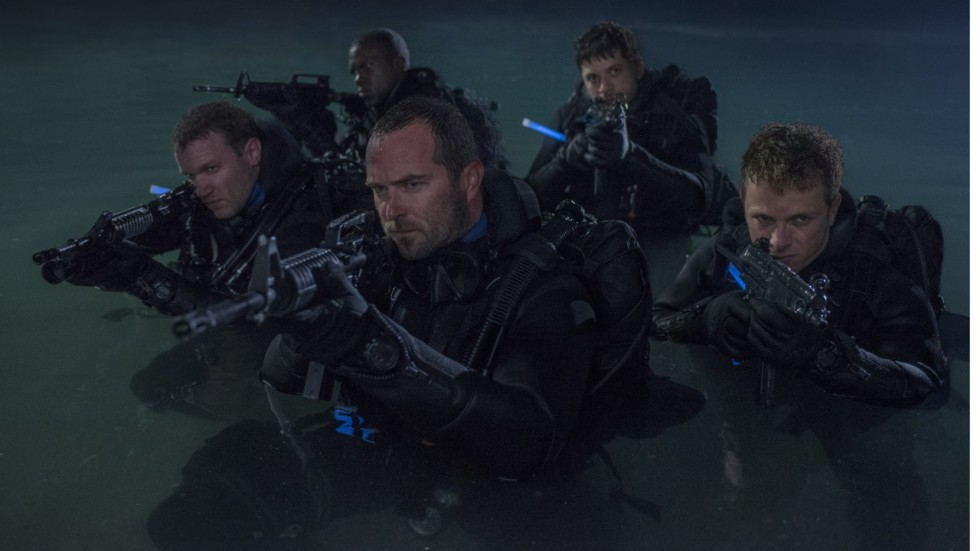 Film Review Renegades Luc Besson Produced Military