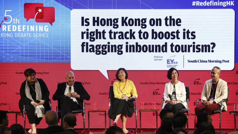 Disruption needs to take place in hong kong tourism industry nikki sun malvernweather Image collections