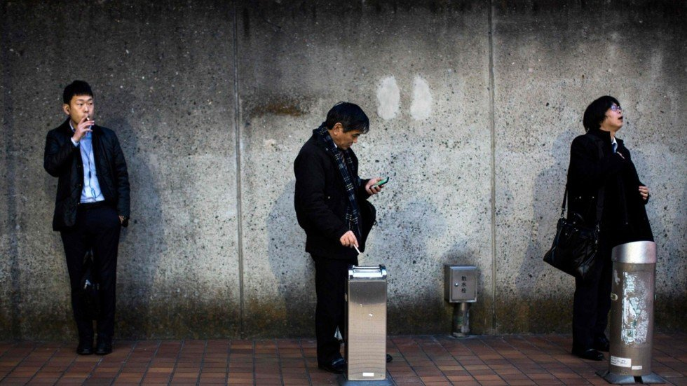 Japan Firm Rewards Non Smokers With Six Extra Days Holiday