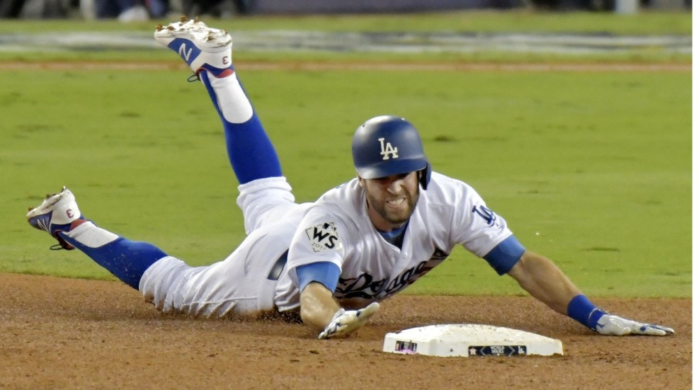La Dodgers Down Houston Astros To Keep World Series Bid Alive And