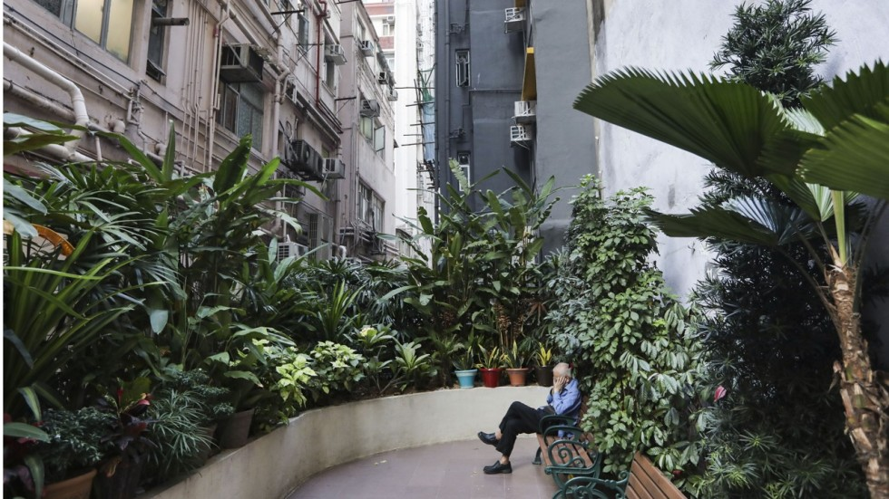 Will a lack of open space damage generations of hongkongers