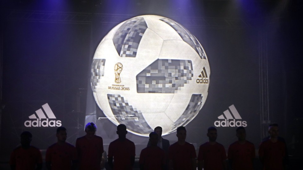 World Cup 2018 New Ball